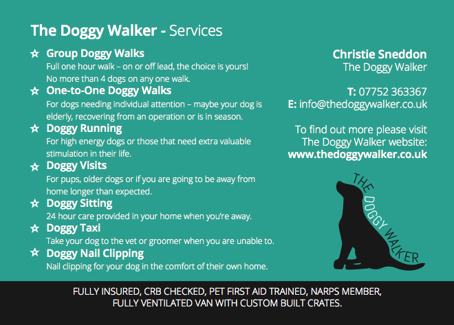 doggywalkerpostcard